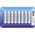 Panasonic eneloop rechargeable battery AAA 750 8SP