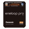 Panasonic eneloop rechargeable battery Pro AA 2500 4SP