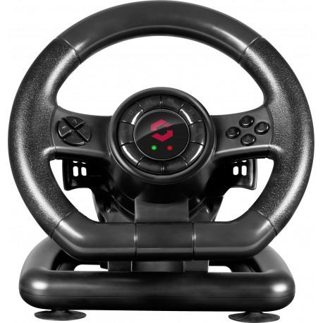 Speedlink sacīkšu stūre Black Bolt (SL-650300-BK)