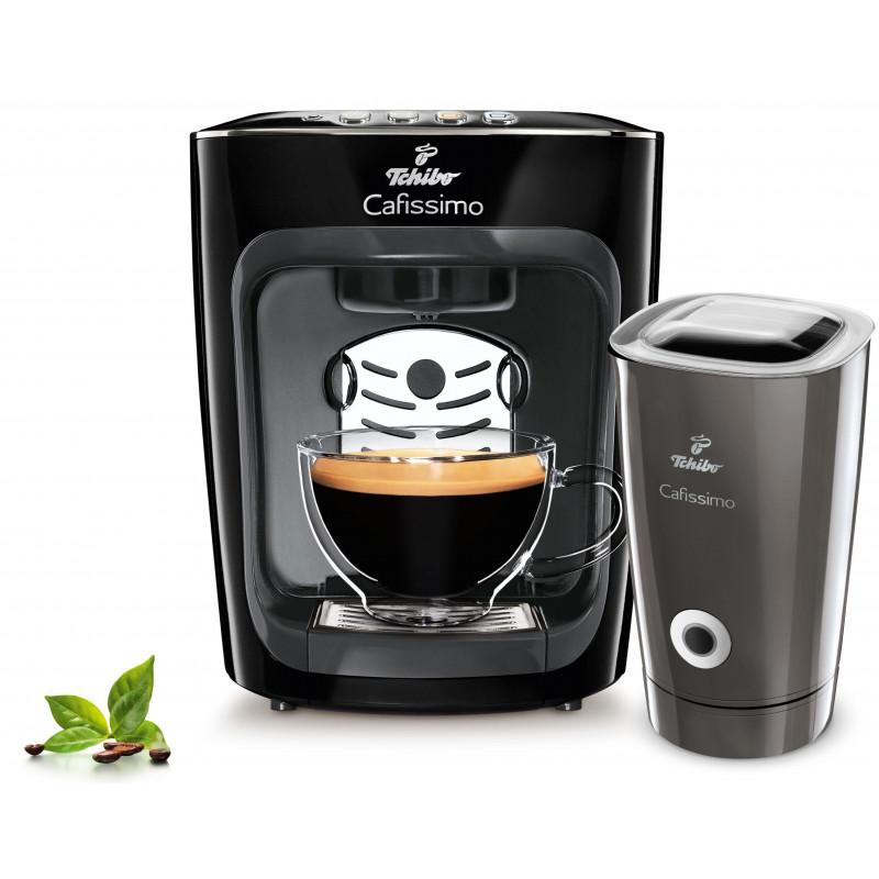 Tchibo Capsule Coffee Machine Cafissimo Mini 505438 1500w Black