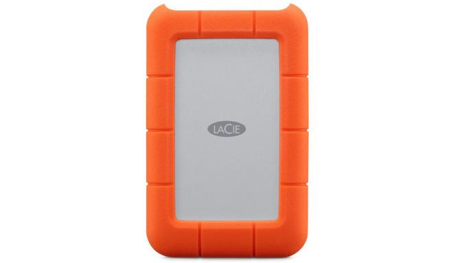 LaCie внешний жесткий диск 1TB Rugged USB-C