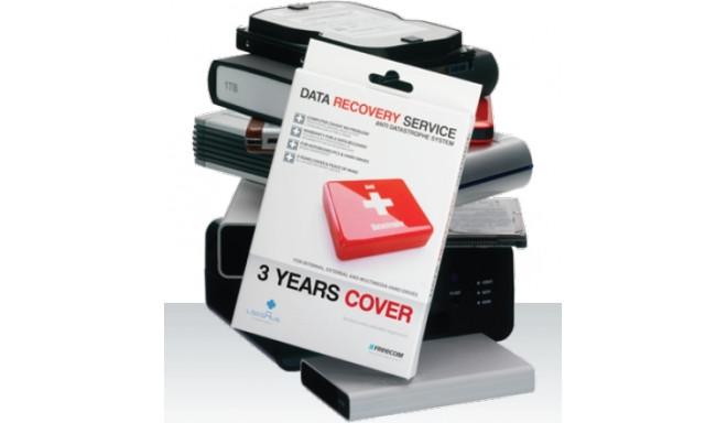 Freecom Data Recovery Service/ADS Uni. - Kõvaketta andmete kindlustus 3 aastaks