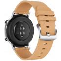 Huawei Watch GT 2 42mm, khaki leather