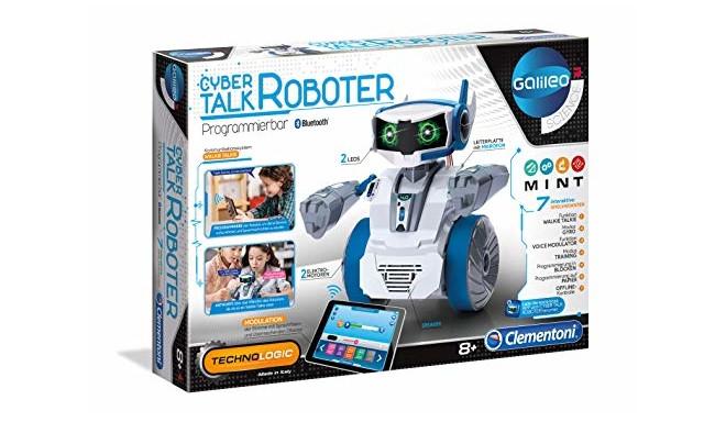 Clementoni Cyber ??Talk Robot - 59142.8