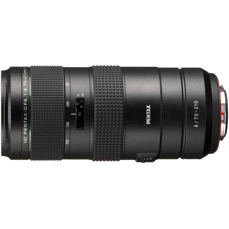 HD Pentax D-FA 70-210mm f/4 SDM WR
