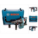 Bosch Cordless Rotary Hammer GBH 18 V-26 F Professional solo(blue / black, L-BOXX, without battery