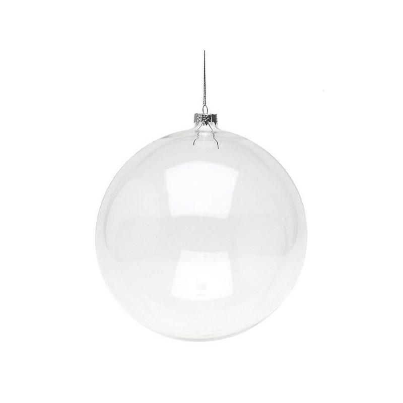 Christmas Bauble 8866 20 cm Crystal