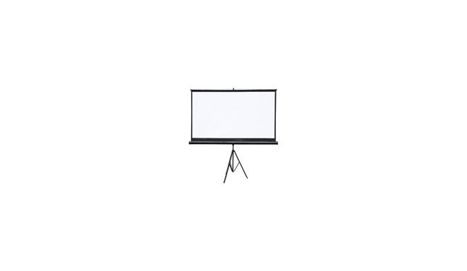 4WORLD 08445 4World Projection screen with stand 186x105 (84, 16:9) Matt White