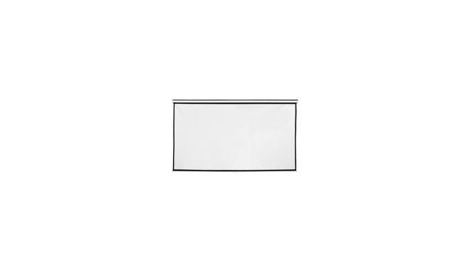 4WORLD 08442 4World Wall mount projection screen 265x149 (120,16:9) Matt White