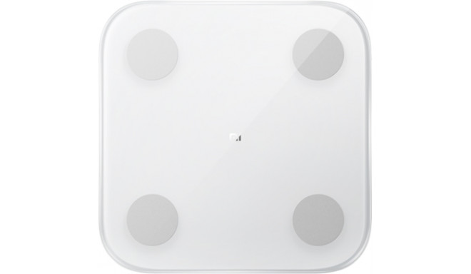 Xiaomi nutikaal Mi Body Composition 2, valge