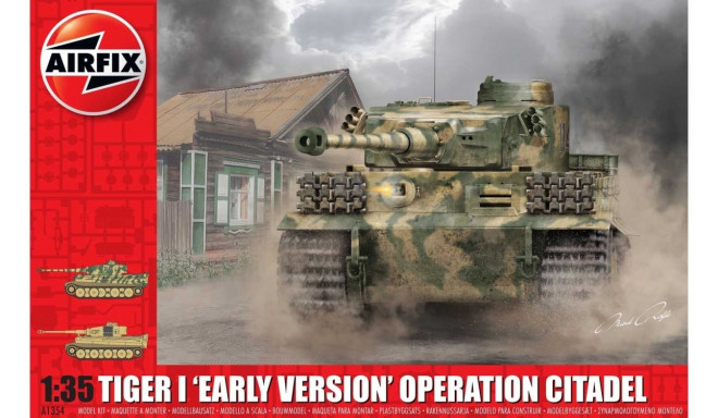 AIRFIX Tiger-1 Early Version Operation Citad