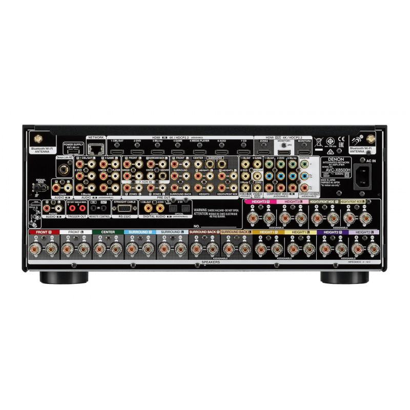 AV receiver Denon AVC-X8500H (13.2)
