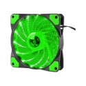 NATEC NGF-1168 Genesis Fan Case/PSU HYDRION 120 GREEN; LED; 120MM