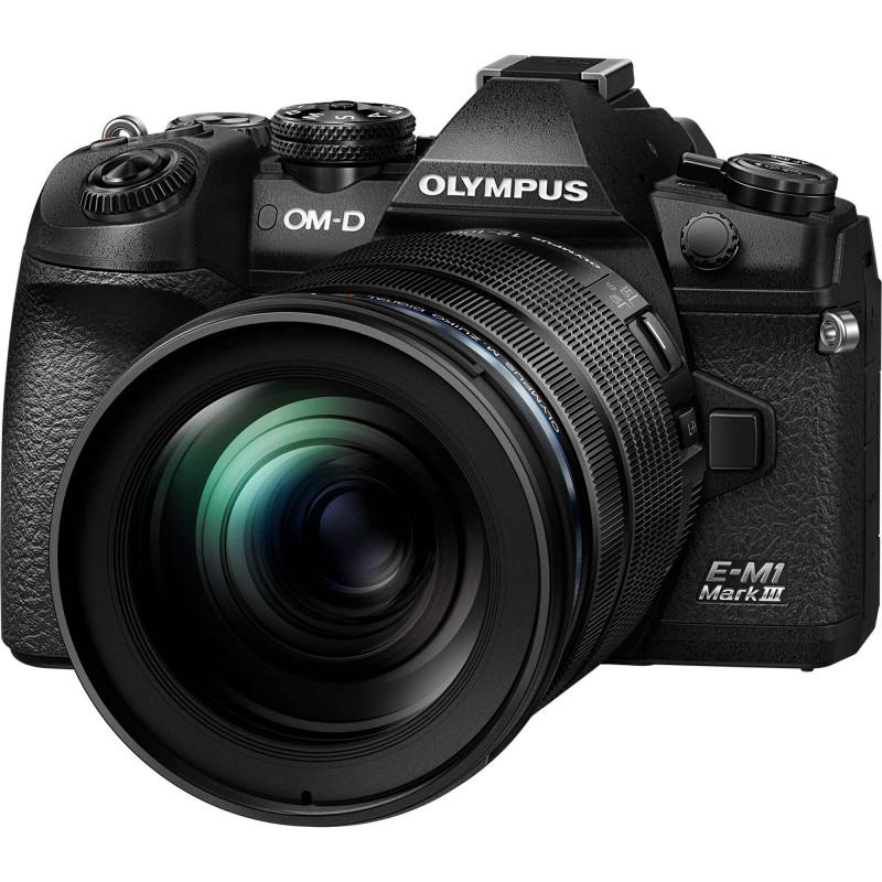 Olympus OM-D E-M1 III + 12-100mm PRO Kit