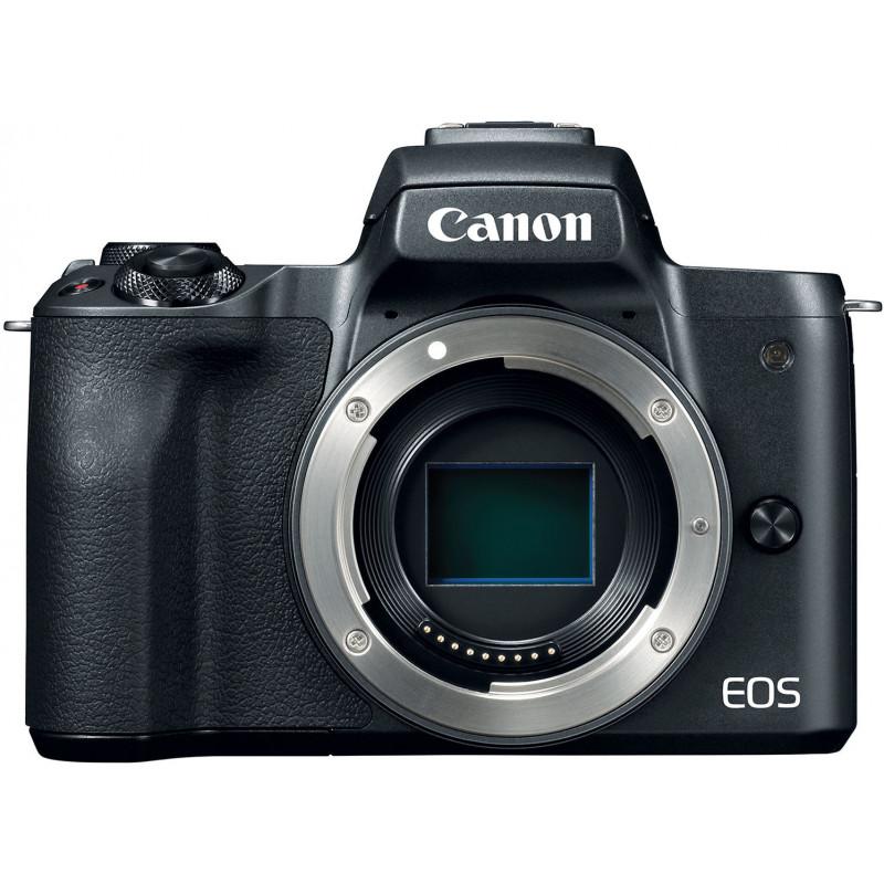 Canon EOS M50 + Sigma 30mm f/1.4, must