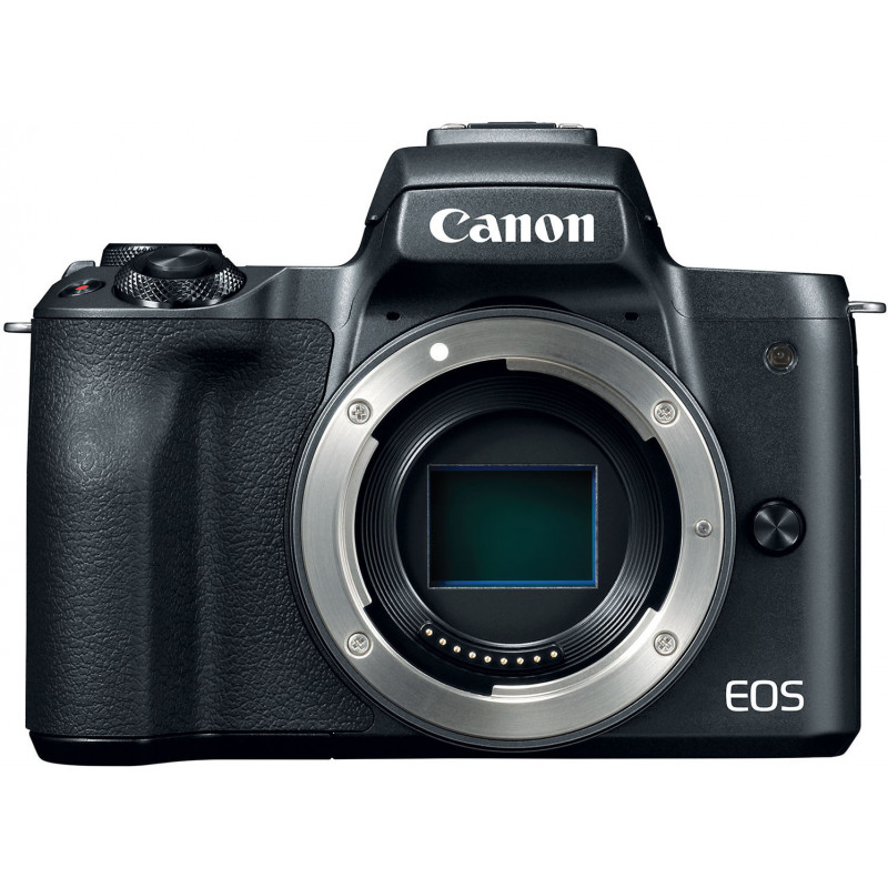 Canon EOS M50 + Sigma 56mm f/1.4, must