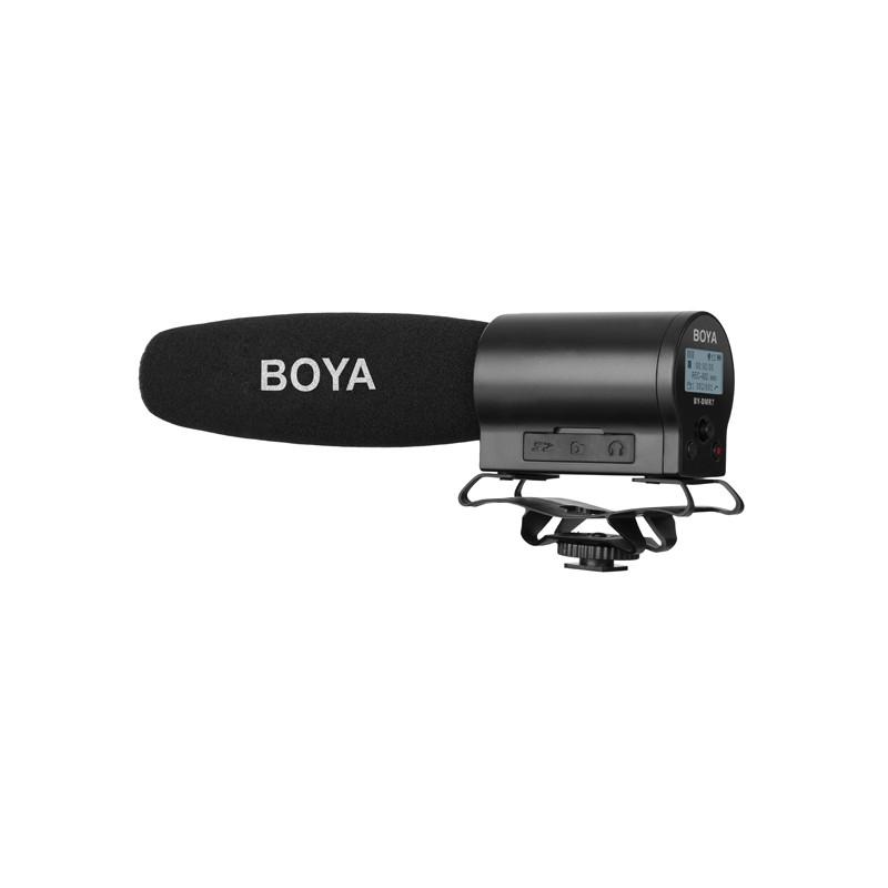 Boya mikrofons BY-DMR7 Mini Condenser