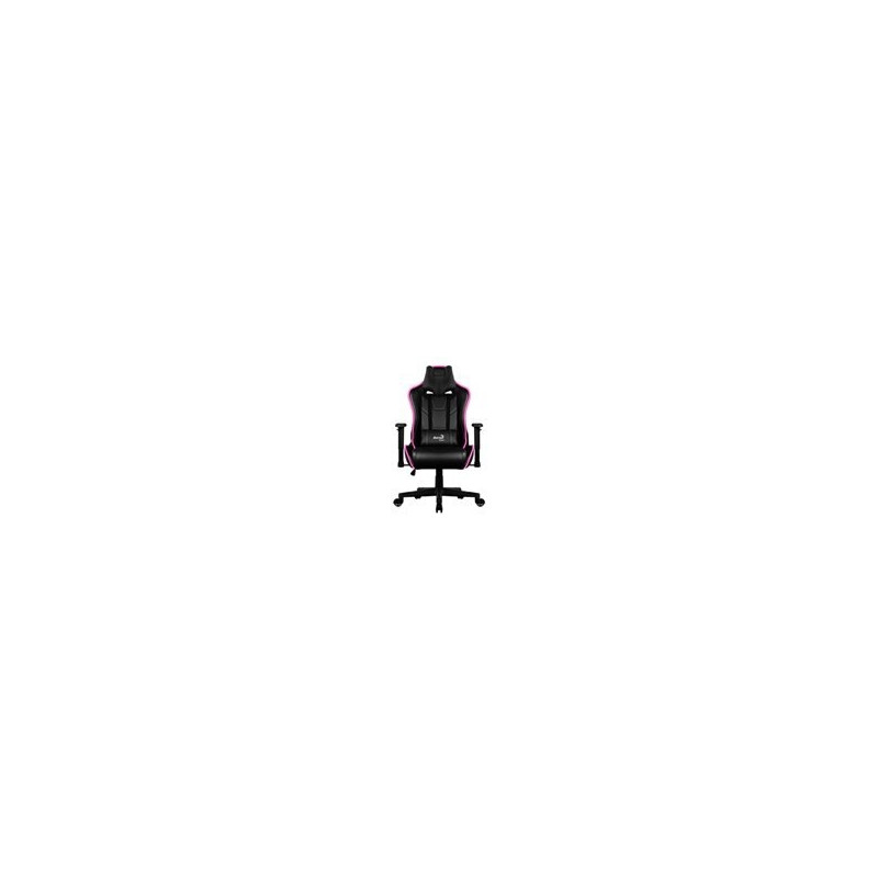 AEROCOOL AEROAC-220-AIR-RGB Aerocool Gaming Chair AC-220 AIR RGB / BLACK