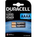 Duracell patarei LR61/AAAA Ultra 1,5V 2B