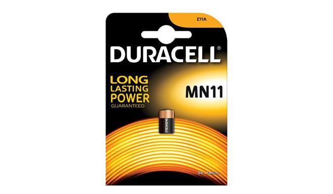 Duracell батарейка MN11/A11 6V/1B
