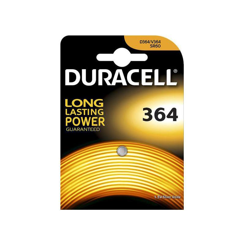 Duracell battery SR60/D364 1,5V/1B