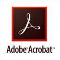 Adobe Acrobat Pro 2017 Commercial Electronic