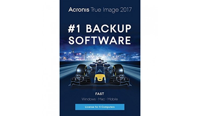 Acronis True Image 2020 for 1 Computer