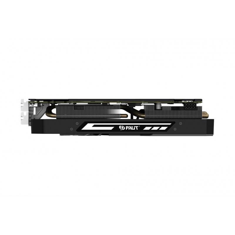 PALIT GeForce GTX 1070 GameRock 8GB, HDMI + 3*DP + Dual DVI-I