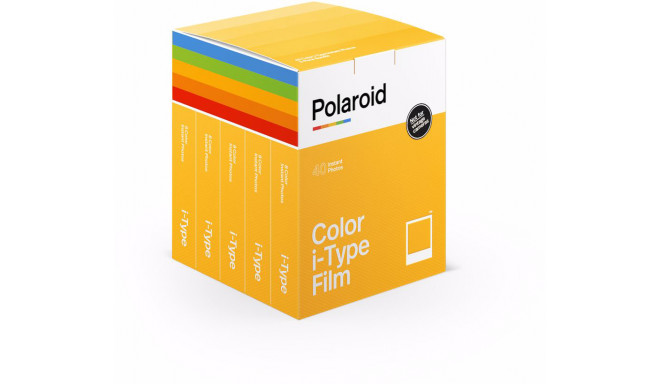 Polaroid i-Type Color 5tk
