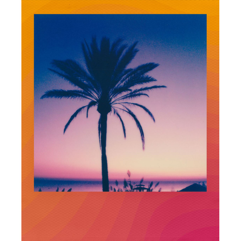 Polaroid i-Type Color Waves Edition