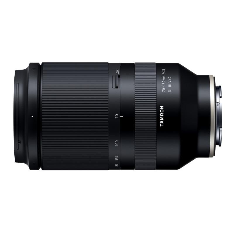 Tamron 70-180mm f/2.8 Di III VXD objektiiv Sonyle