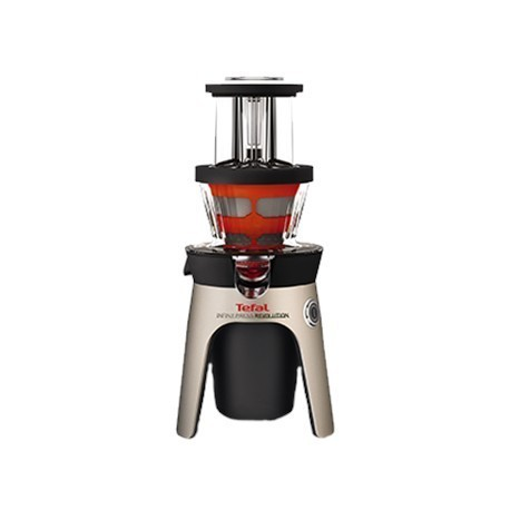 Juicer TEFAL ZC500H38 Type Slow juicer, Black - Juicers - Photopoint