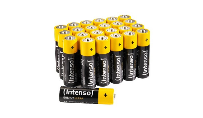 Alkaline Battery LR3 AA (24pcs)