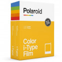Polaroid i-Type Color New 2 шт.