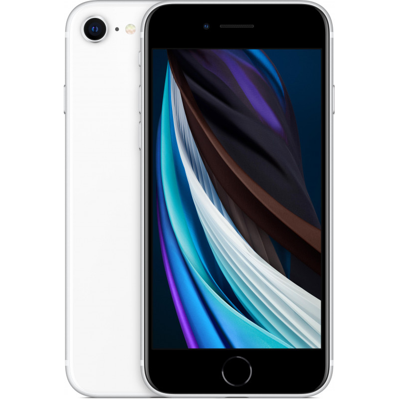 Apple iPhone SE 256GB, white