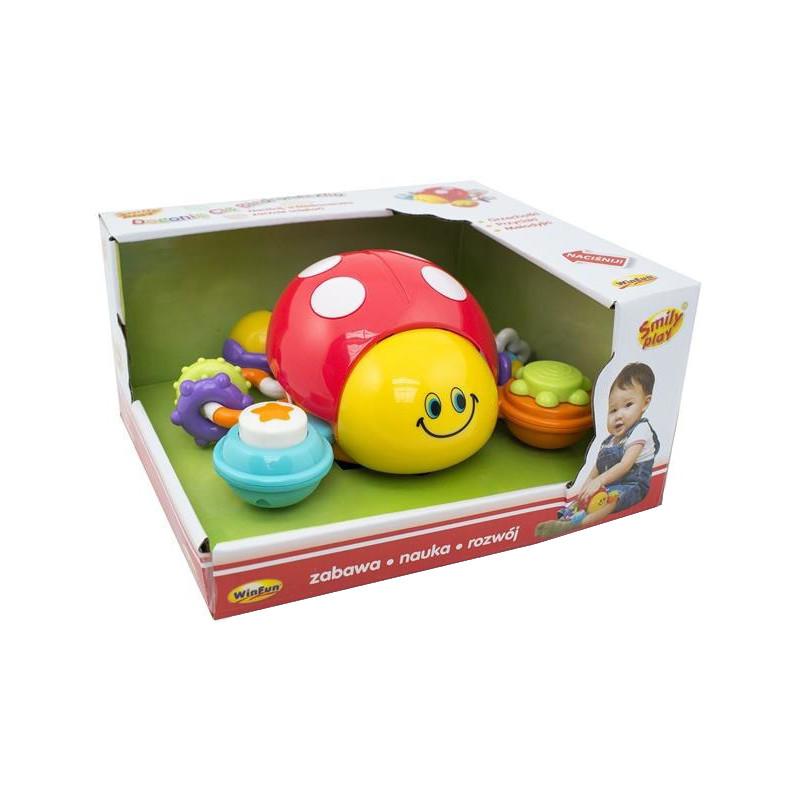 Smily arendav mänguasi Lepatriinu (K2398)