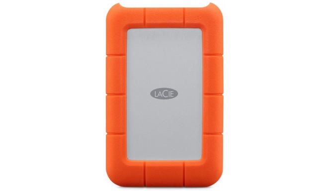 LaCie внешний жесткий диск HDD 4TB Rugged USB-C