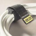 1` x 9.5` Rip-Lock CableWrap, 10 Pack, Black