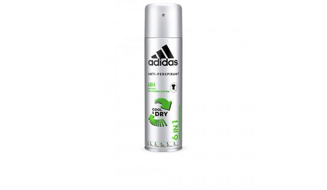 ADIDAS COOL & DRY 6 en 1 deodorant 200 ml