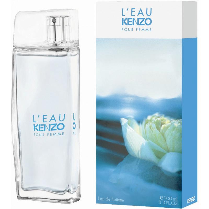 Kenzo L'eau Kenzo Pour Femme Eau de Toilette 100ml