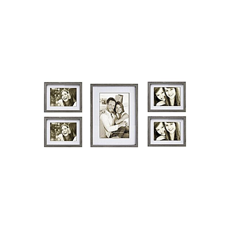 ZEP Gallery Frame 4x10x15 20x30 Wood Frame Set ZP55 - Photo frames ...