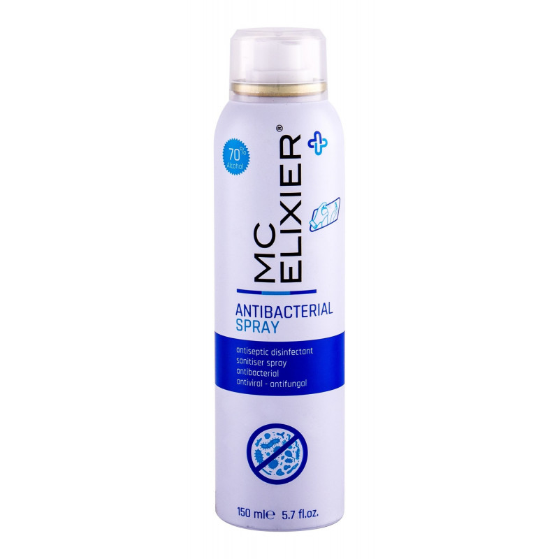 MC Elixier Antibacterial Spray (150ml)