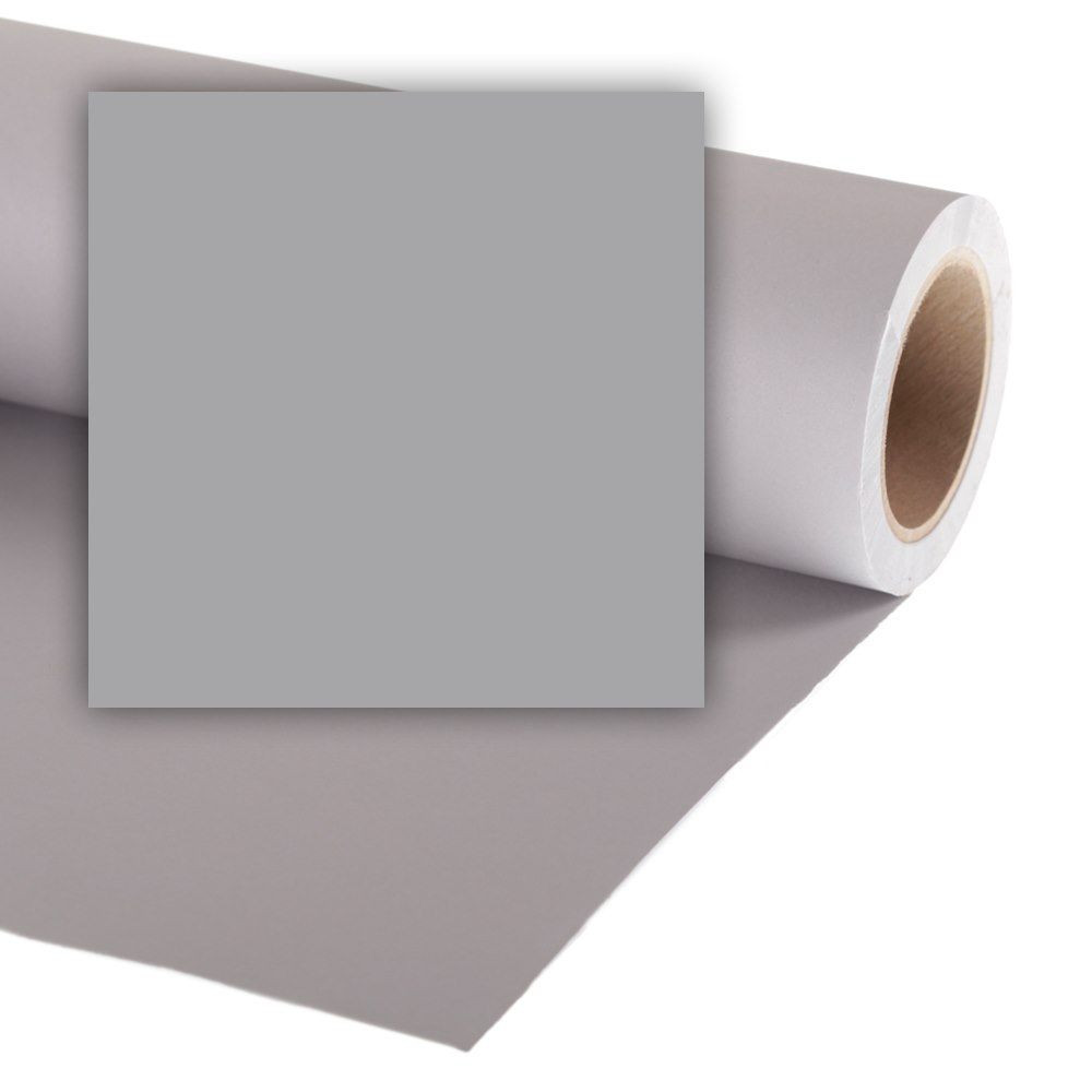 Colorama paberfoon 2,72x11m, storm grey (105)