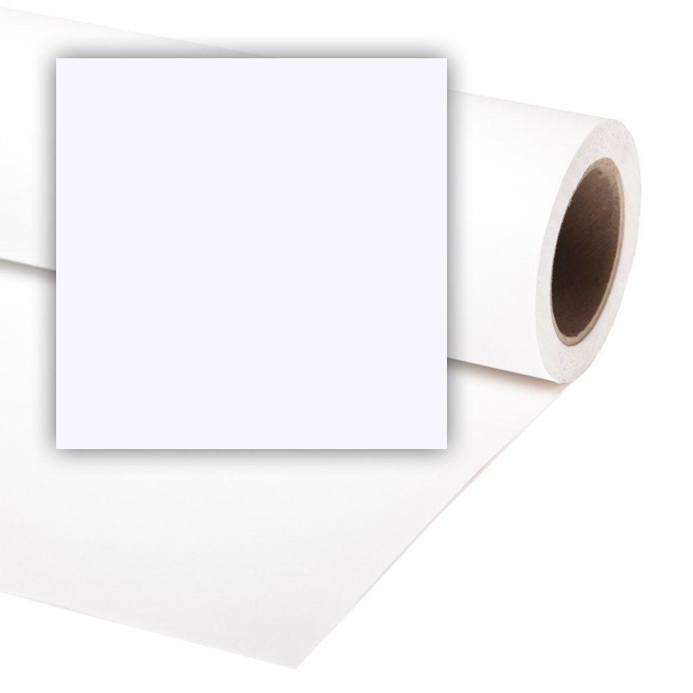 Colorama paberfoon 2,72x11m, arctic white (165)