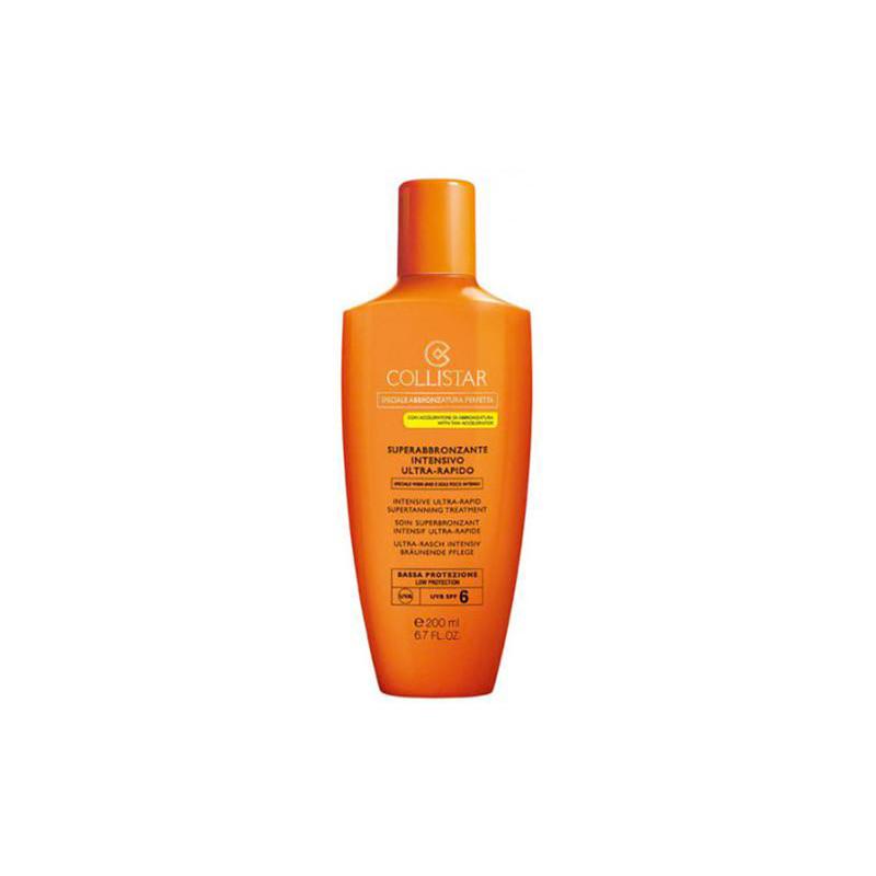 Collistar päevituskreem Perfect Tanning Treatment SPF6