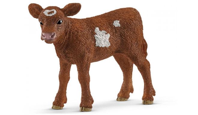 Schleich figurine Texas Longhorn Calf