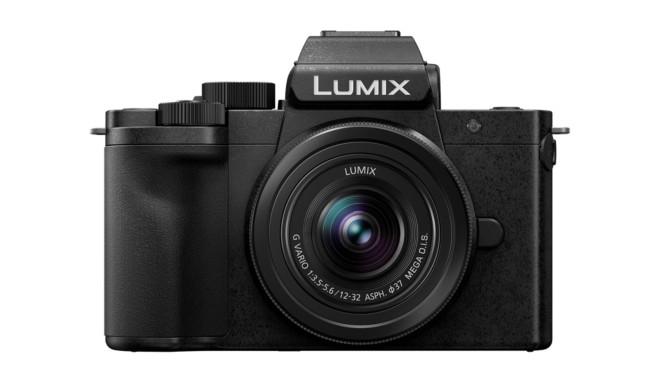Panasonic Lumix DC-G100 + 12-32mm Kit