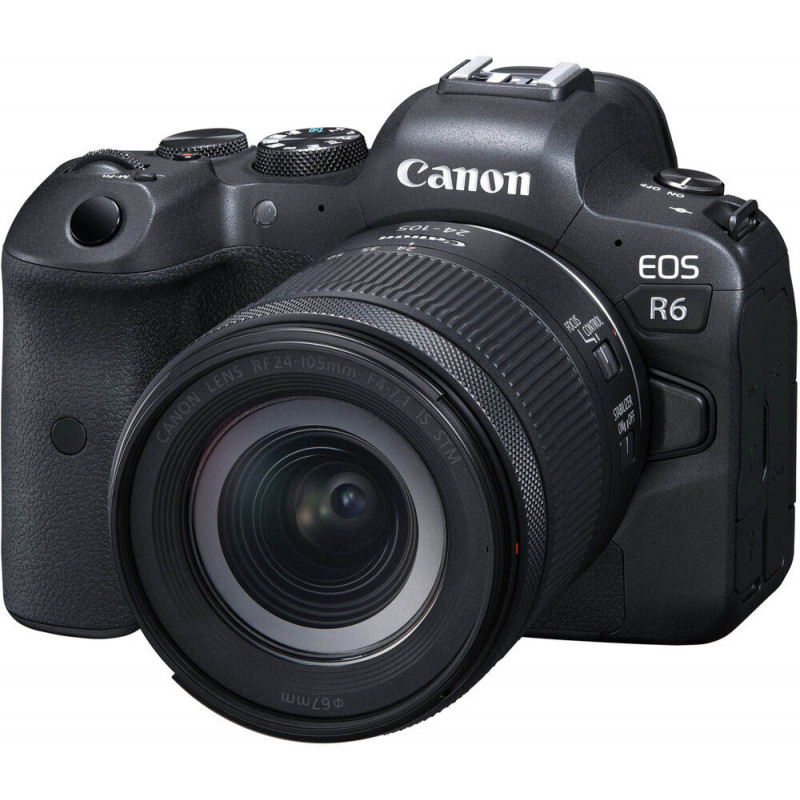 Canon EOS R6 + RF 24-105mm STM Kit