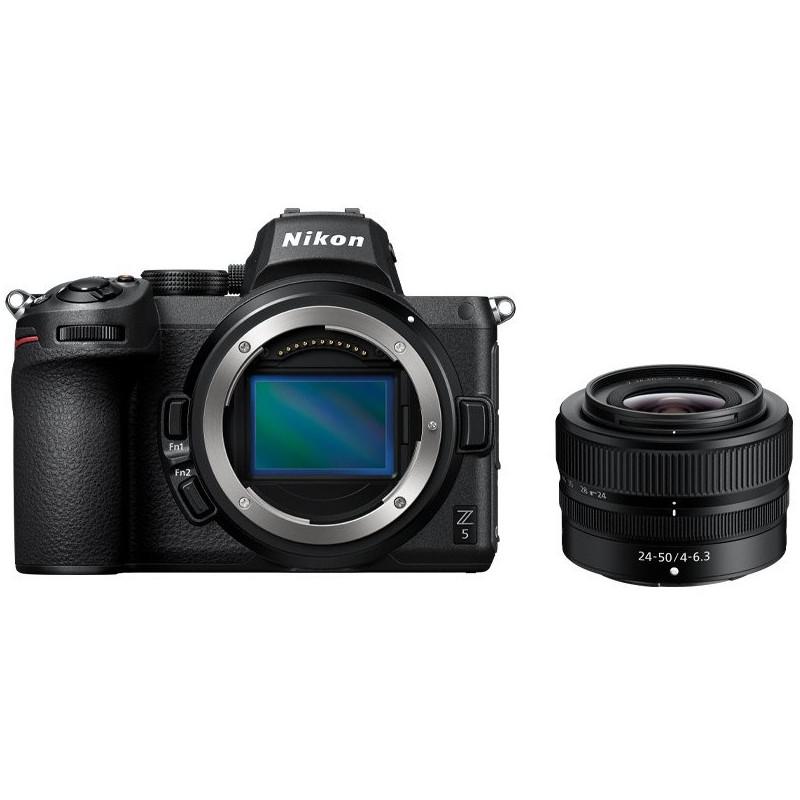 Nikon Z5 + Nikkor Z 24-50mm f/4.0-6.3