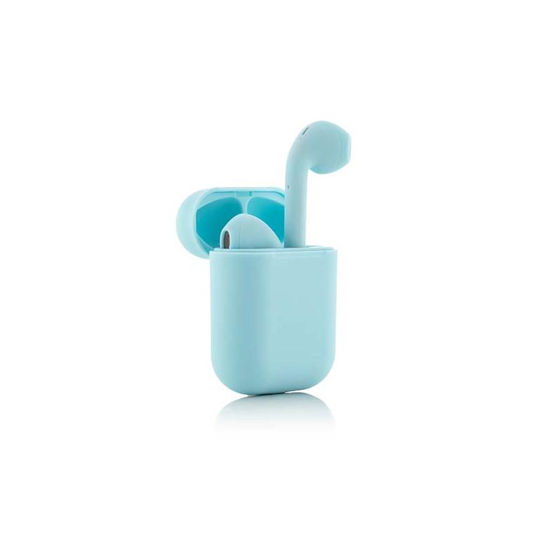 InnovaGoods juhtmevabad kõrvaklapid + mikrofon NovaPods, sinine